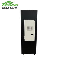 熱交換器が付いているテレコミュニケーションの屋外装置の電気通信のキャビネット