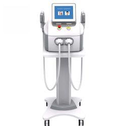 Bom efeito melhor 2 em 1 Shr Laser de remoção de pêlos IPL spa de beleza da Máquina