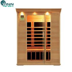 Spitzenverkaufenkundenspezifischer klassisches Entwurfs-Sauna-Bad-hölzerner Raum