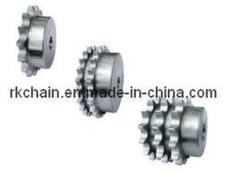 Stahl, Edelstahl, Customized Sprocket, Professional Designed Chain Sprocket (05B-40B)