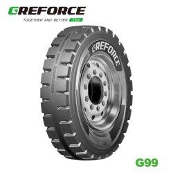Greforce Neumático de Camión de gran calidad 12.00R20, G99 de los neumáticos de minería de datos