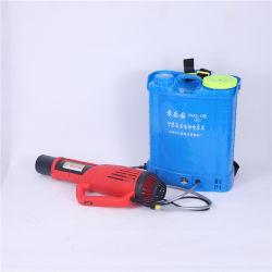 16L Agricultura mochila de batería eléctrica de la bomba pulverizadora datos aduaneros de los productos de venta caliente