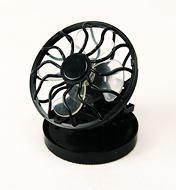 Encajar Hat Cap Mini portátil Ventilador Solar Energía Solar Power Panel Ventilador de refrigeración de la celda de Camping Pesca Senderismo Outdoor