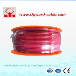 Le fil électrique en cuivre massif produit ignifuge (BV/BVV//BVVB)