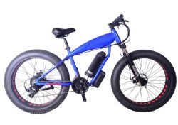 タイヤの自転車浜の雪のCrusierの電気脂肪質のバイク(MZ-172)