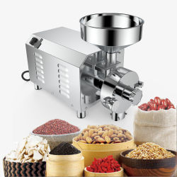 Máquina de moler cereales Cereales Productos fresadora