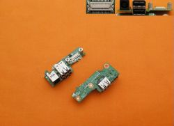 DC Jack de alimentación con cable para Dell (1525) USB TIRADO