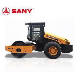Sany 12ton Elevada eficiência tambor único distribuidor vibratório de Asfalto Roller SSR120c-10 para a construção de estradas Project