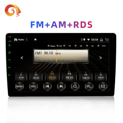Аудиосистема Android 10.0 PX6 4G+64G с Carplay и Android авто, DSP, DAB, IPS, 2.5D экрана