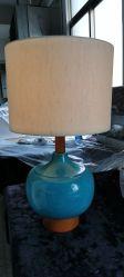 Dlc-06 hôtel cinq étoiles chambre/ custom/// moderne décoratif lampe de table en céramique