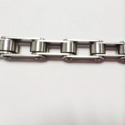 Catena di plastica del rullo di azionamento dell'asta cilindrica della bici della bicicletta dei motori di automobile di BACCANO dell'ANSI di alta qualità di standard del tenditore del trasportatore agricolo britannico del duplex