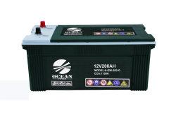 12V 200ah 100ah 90ah 80ah 70ah 60ah 50ah Maintenance Free Automotive Auto Battery SLA Sealed Lead Acid Mf Automobile Car Truck Vehicle Start Battery