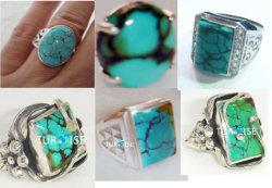 Le Tibet bague Turquoise Bijoux