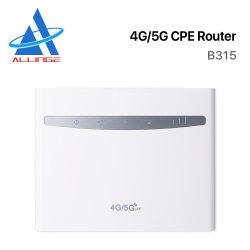 Lyngou LG225 4G desbloqueado con antena externa B525 B525s-65un 4G LTE CPE router WiFi con ranura para tarjetas SIM