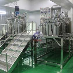 آلة محاكاة الشفط في الصين لخلط كريم مرطب