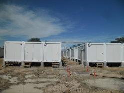 Geprefabriceerde containerkamp voor het VN-leger