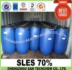 Garantiertes Qualitätsreinigendes Natriumlauryläther-Sulfat SLES 70%