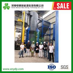 500kw / 1MW / 5MW Turbogerador de gaseificação de biomassa de plantas de energia para venda