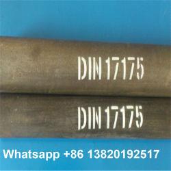 La caldaia d'acciaio termoresistente St35.8/St45.8/St52.2 di DIN17175 convoglia i tubi