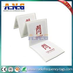 13.56MHz I Etiket van de Bibliotheek van de Markering RFID van de Sticker van Sli van de Code het NFC Afgedrukte