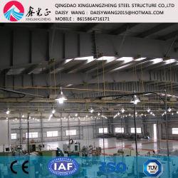 support technique complet des éléments de matériaux de construction de bâtiments industriels