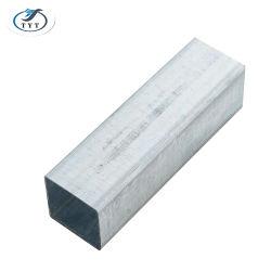 Fabbrica cinese materiale laminata a freddo quadrata del tubo d'acciaio di Gi