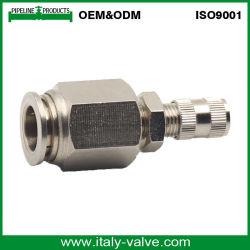 Commerce de gros de haute qualité directement la réduction de laiton femelle valve Schrader