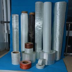 Брызг сразу ровничного Multi-Конца ткани стеклоткани тканей Fibergalss Mulaxial сетки стеклянного волокна ровничный вверх по рыскать