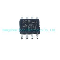Circuito integrado LM393 Chip IC amplificador para IC en general de componentes electrónicos