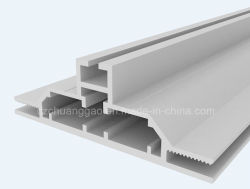 Kd-90A Frameless Gewebe-Bildschirmanzeige-Aluminium erstellt Winkel-Rahmen für Fahne ein Profil