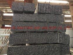 正方形か長方形または丸型の空セクションの電流を通され、黒い管の管