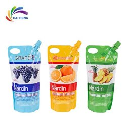 Настраиваемые Bio-Degradable встать мешок для упаковки продуктов упаковка пластиковый пакет
