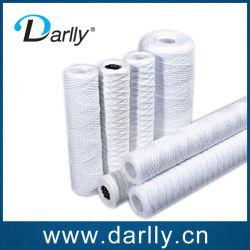 5 Mikron 40 Zoll-Spirale-Wundfiltereinsatz