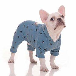 عادة جذّابة يطبع كلب ملابس