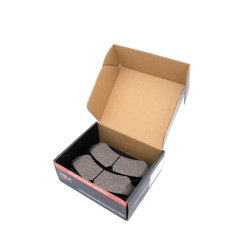 Plaquettes de frein D567 Auto pièces de rechange pour Mitsubishi X3 516 004 Auto accessoire arrière