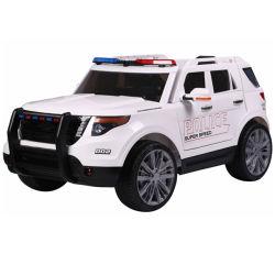batteriebetriebene Fahrt 12V auf Auto mit Polizei-Licht