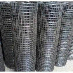 La polvere del PVC ha ricoperto/recinzione saldata galvanizzata della maglia del filo di acciaio