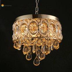 La decoración del hogar imperio clásico araña de cristal