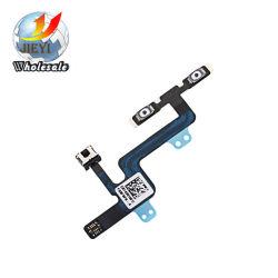 Os botões de volume de substituição & Interruptor Mute cabo flexível para iPhone 6 4,7 polegada