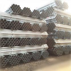 На заводе оптовой углерода круглые оцинкованные стальные трубы цена