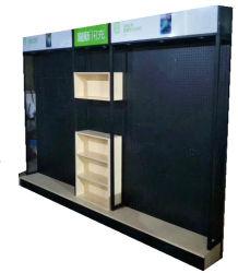 Présentoir en métal magasin de détail de meubles de fabrication du vêtement