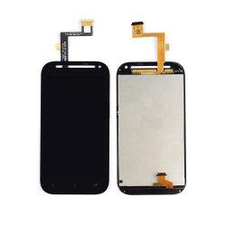 Visualizzazione dell'affissione a cristalli liquidi del telefono delle cellule per HTC uno SV