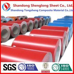 PPGI Prepainted bobinas de aço/bobina de aço galvanizado/bobina de aço com revestimento de cor