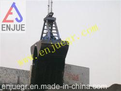 Cuatro Clamshell cuerda agarre para el cumplimiento de níquel de grúa de puerto