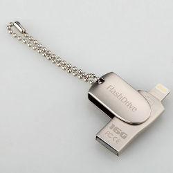 새 Phone USB 플래시 드라이브 회전 USB 사용자 지정 로고