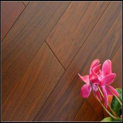 Solid Ipe piso de madeira para uso interior