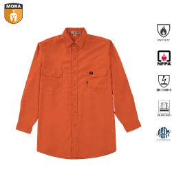 Fr 면 남자의 프레임 사무실과 기업에 사용되는 저항하는 일 셔츠