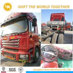 محرك الديزل شاحنة جرار شبه الجرار 4X2 تستخدم شاحنة Shacman
