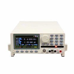 Écran couleur LCD TFT de résistance d'isolement compteur avec un potentiomètre numérique