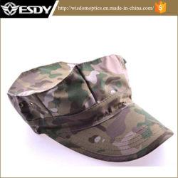 軍のバイザーのカムフラージュのパトロールの戦術的な帽子の軍隊の兵士の帽子